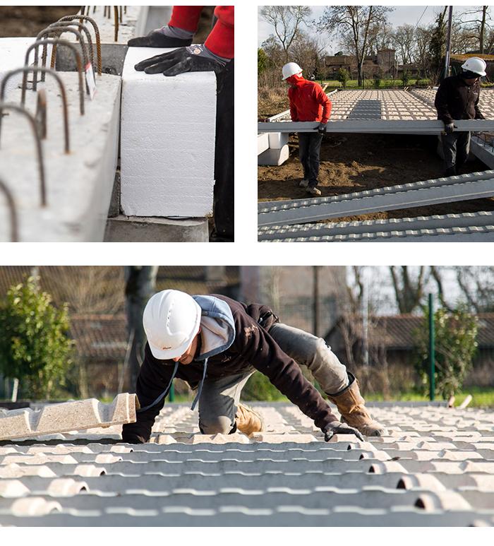 L 39 innovation au coeur de nos chantiers constructeur for Constructeur haute garonne