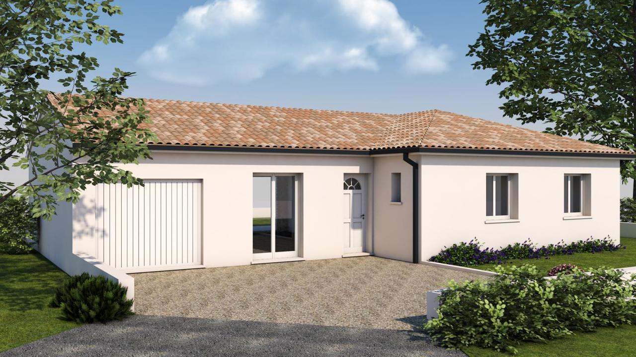 Maison de type 5 constructeur de maisons toulouse for Type maison