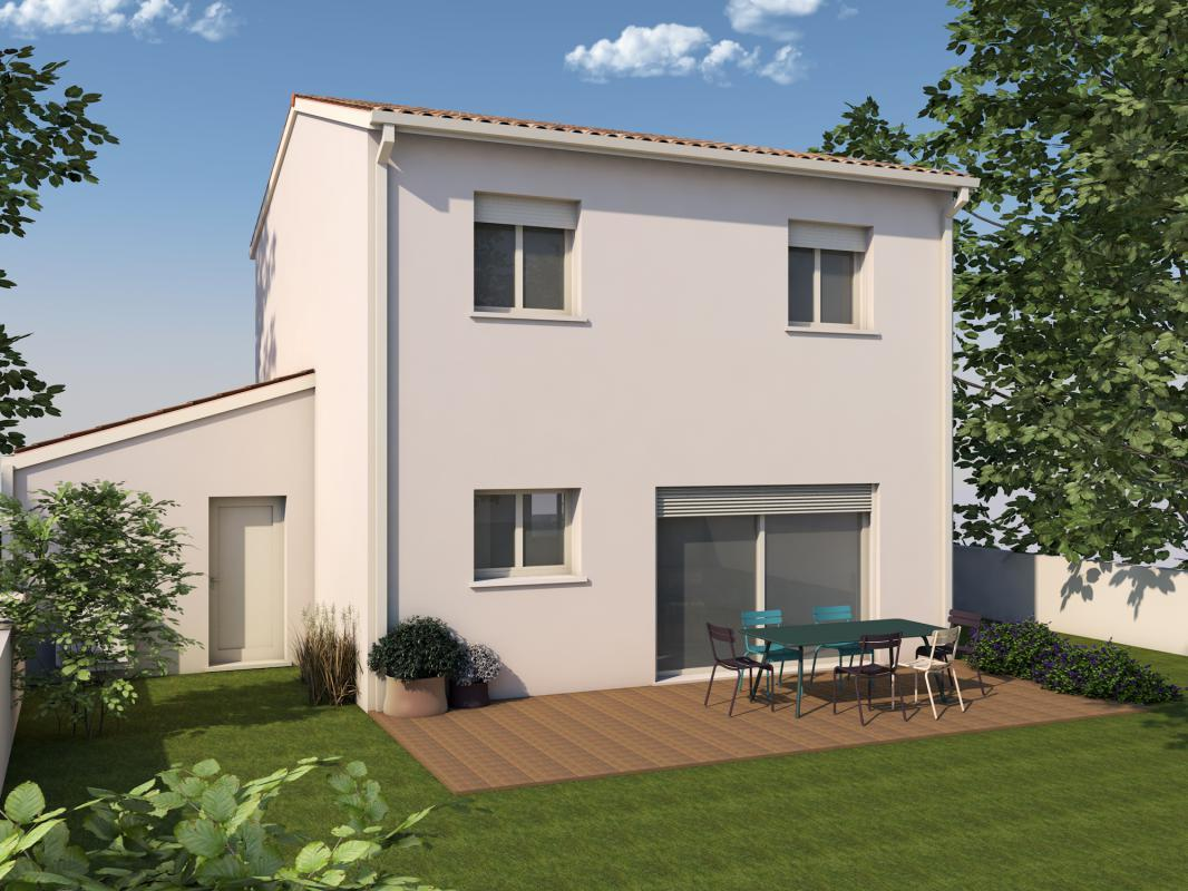 Maison de type 4 constructeur de maisons toulouse for Type de maison
