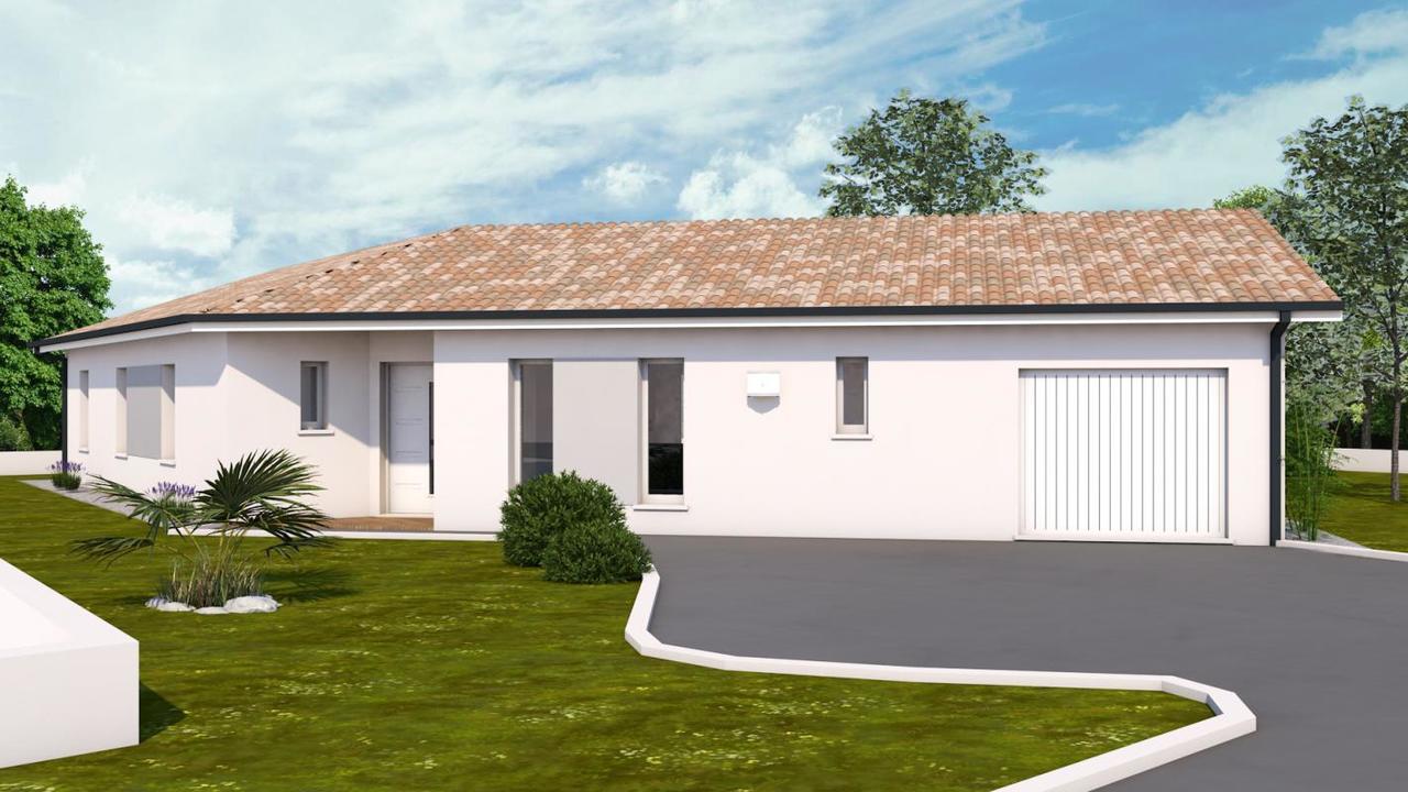 Maison neuve sainte marthe constructeur de maisons agen for Constructeur de maison neuve