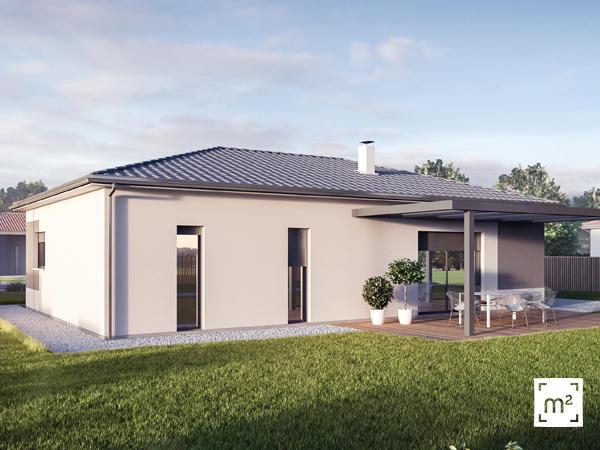 Maison neuve tonneins constructeur de maisons agen for Constructeur de maison neuve