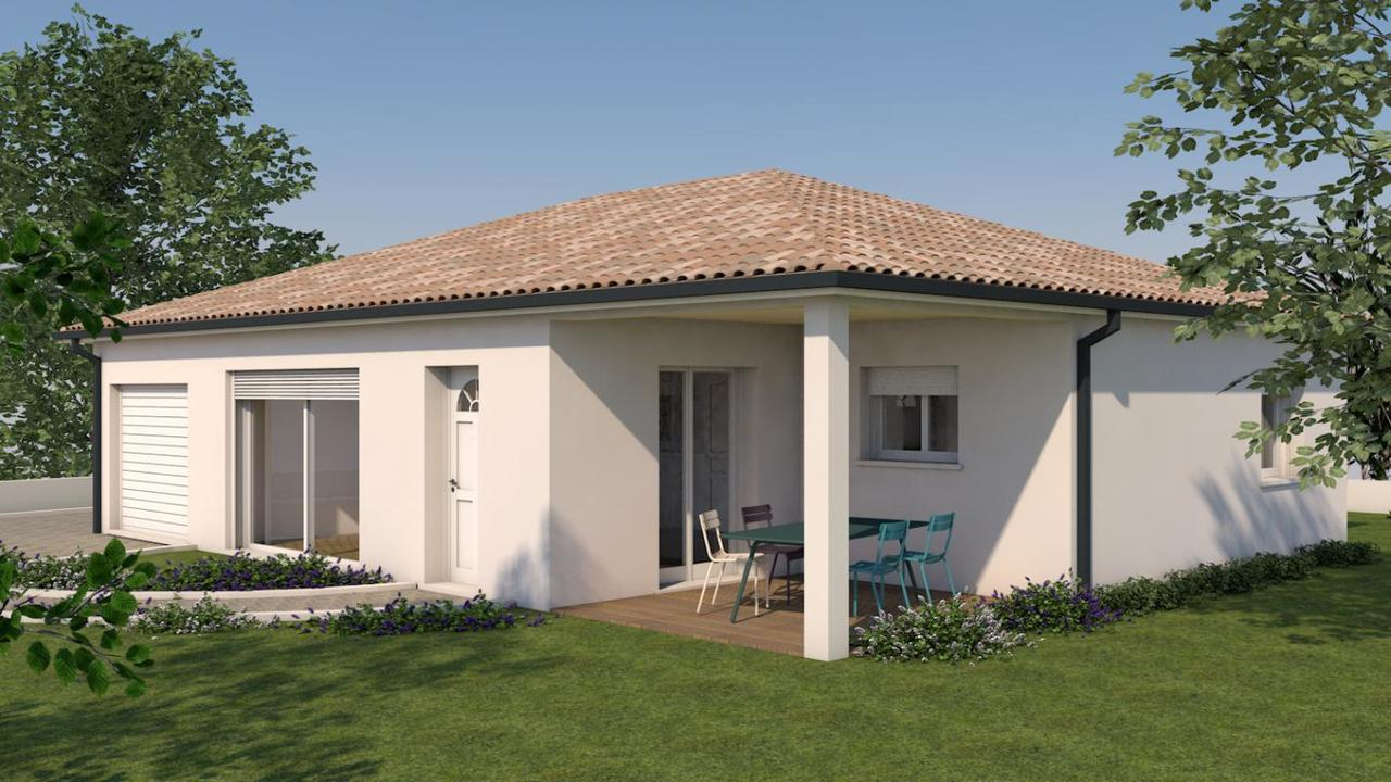 Maison neuve constructeur de maisons bordeaux for Constructeur de maison neuve
