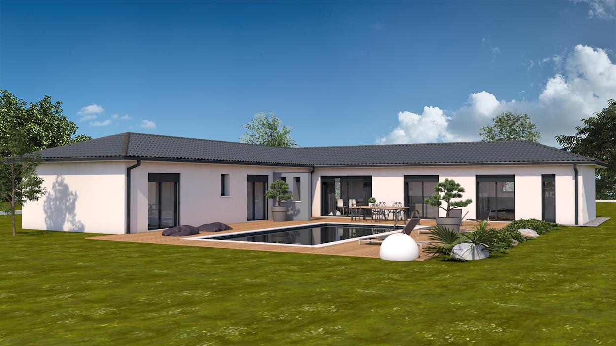 Villegouge maison neuve constructeur de maisons bordeaux for Contracteur maison neuve