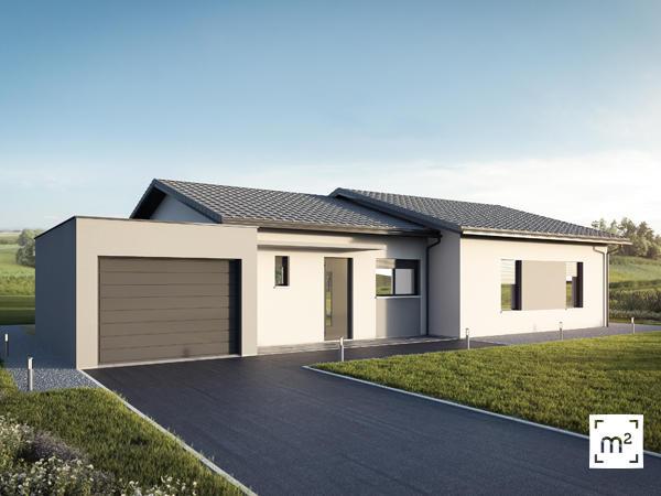 Maison 3 chambres a cudos id al premier achat for Achat maison constructeur