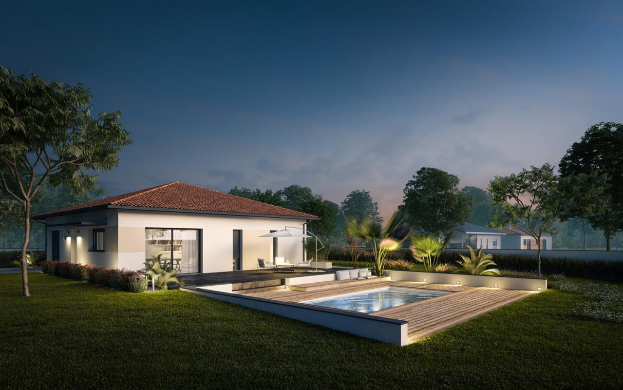 Constructeur Maison Toulouse Prix villenave d'ornon maison 3 chambres | constructeur de