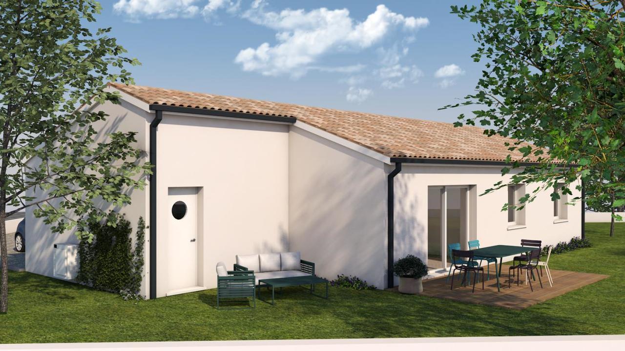 maison t3 4 constructeur de maisons toulouse. Black Bedroom Furniture Sets. Home Design Ideas