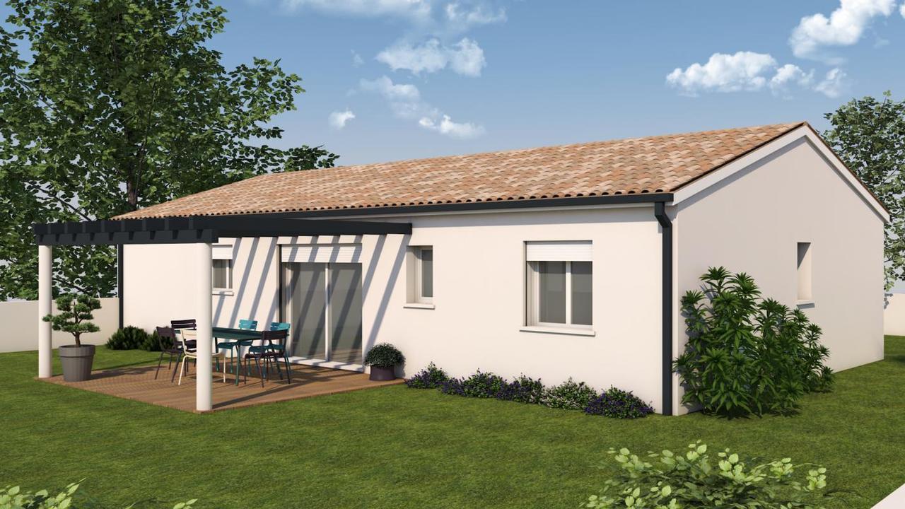 Projet de construction constructeur de maisons toulouse for Prix metre carre construction maison