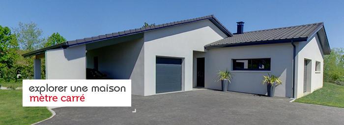 d couvrez une maison contemporaine rt2012 au travers d 39 une visite virtuelle constructeur de. Black Bedroom Furniture Sets. Home Design Ideas