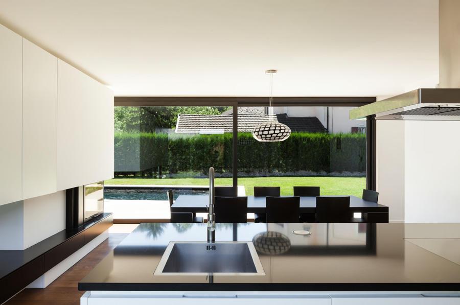 Maison toiture plate maison en bois toit plat cubique for Toiture plate prix