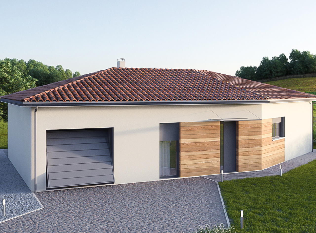 plan de maisons rt2012 en v constructeur de maisons m tre carr agen bordeaux et toulouse. Black Bedroom Furniture Sets. Home Design Ideas