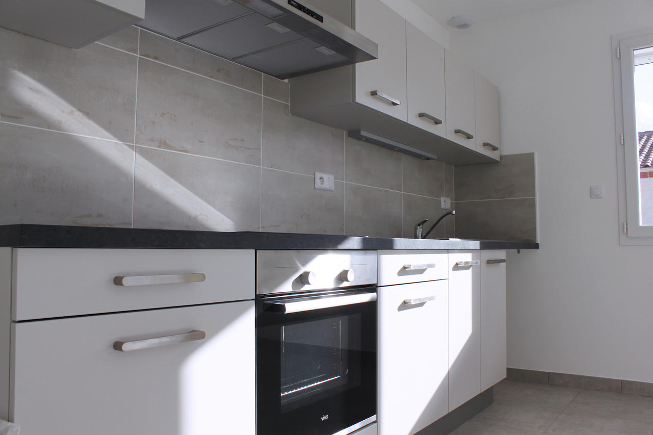 Projet de construction d 39 un investissement locatif for Cuisine 8 metre carre