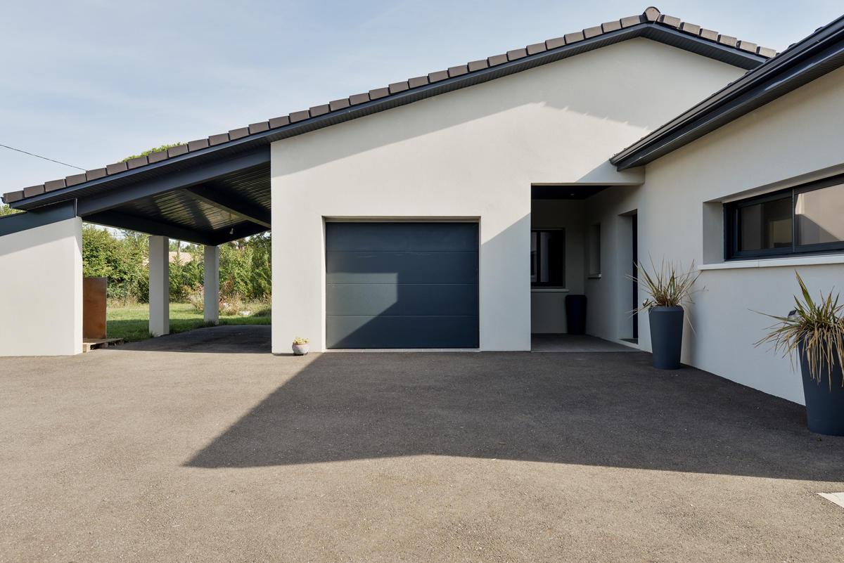 construction d 39 une maison basse consommation de 150m2 aux. Black Bedroom Furniture Sets. Home Design Ideas