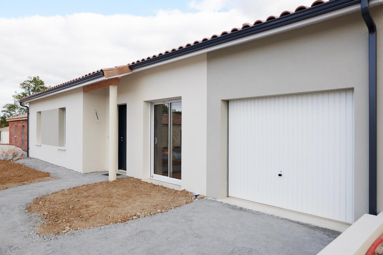 Porche D Entrée Maison Contemporaine une construction neuve à beychac-et-caillau, proche bordeaux