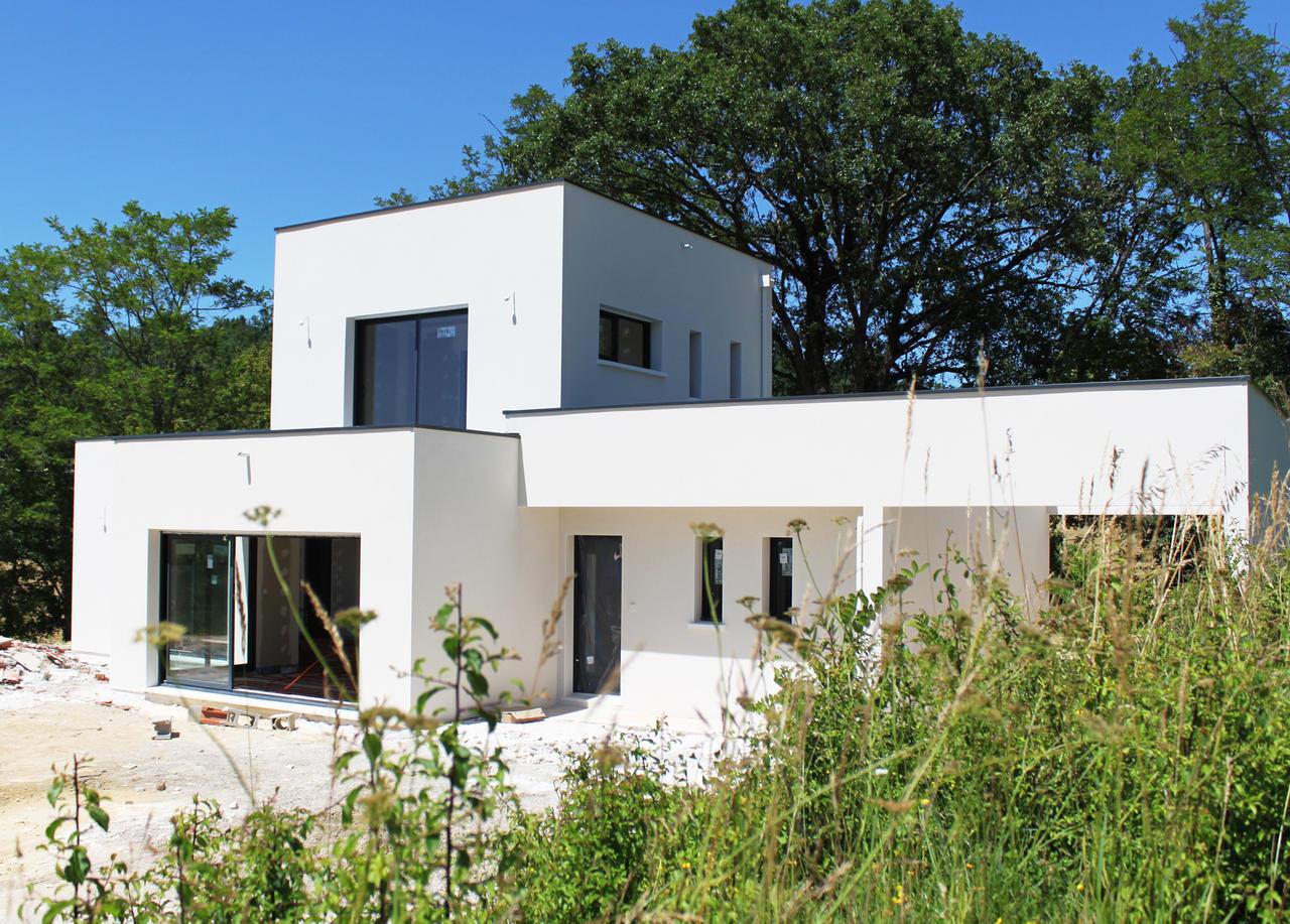Maison Moderne Carre – Chaios.com