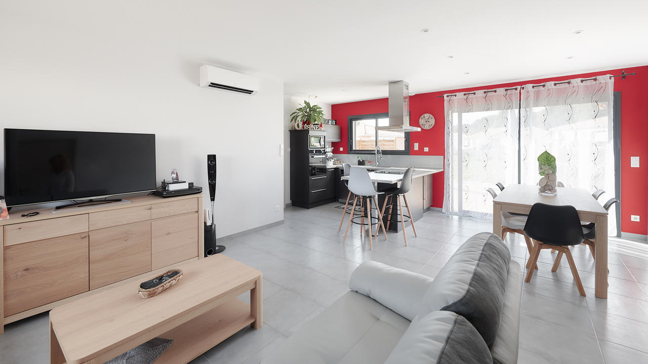 90m2 habitables saint caprais de lerm constructeur de - Extra cuisine toulouse ...