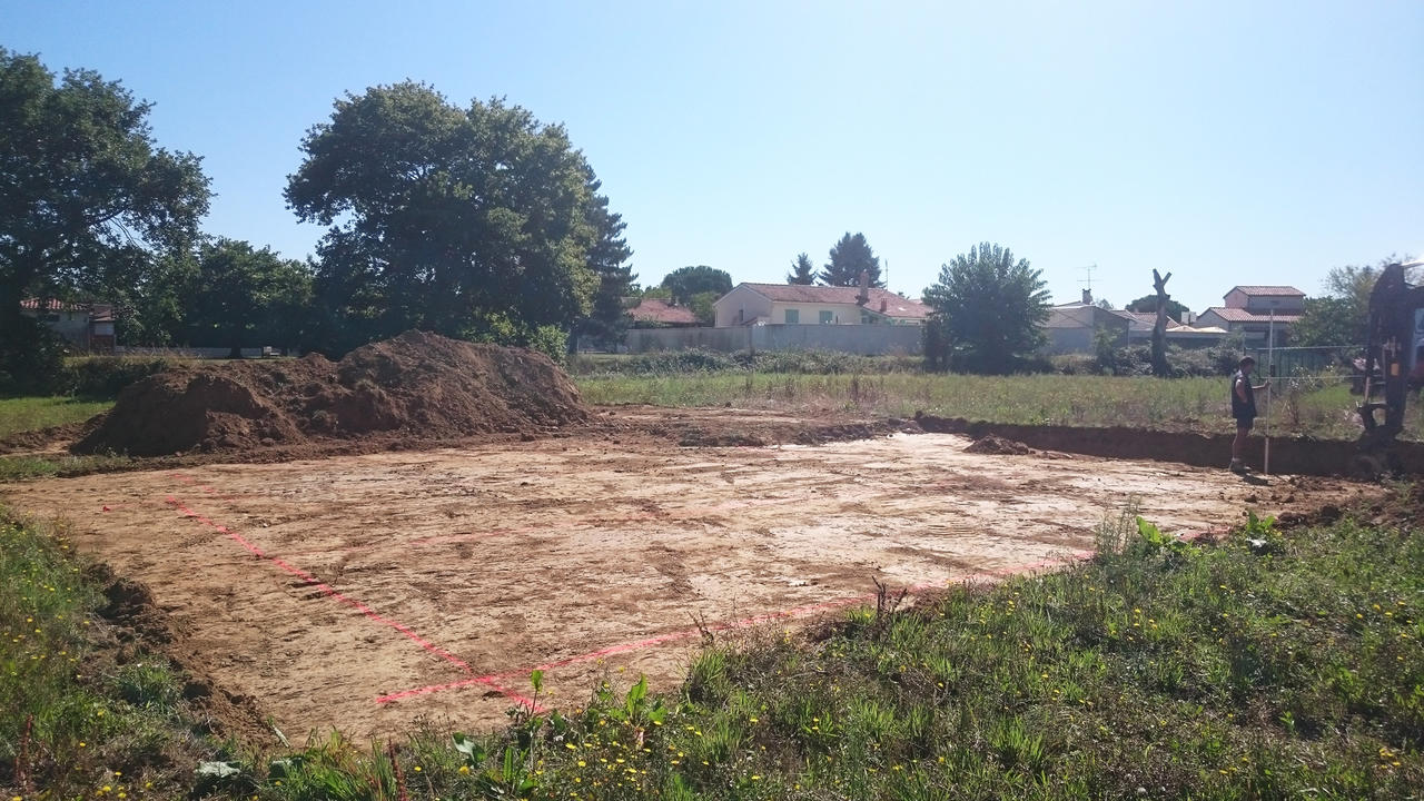 Construction maison et terrain gironde for Terrain construction