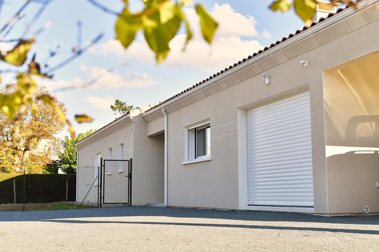 Constructeur Maison Contemporaine Toulouse une maison familiale de 170m2   constructeur carré agen