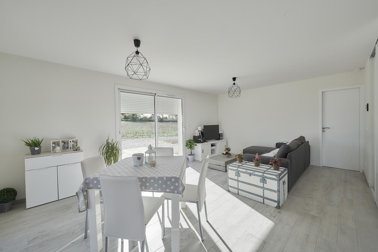 Une premi re maison de 80m2 habitables constructeur for Projet de construction de maison