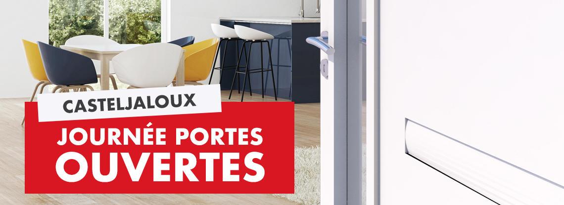 Journée Porte ouverte Casteljaloux - Constructeur de maisons Mètre Carré