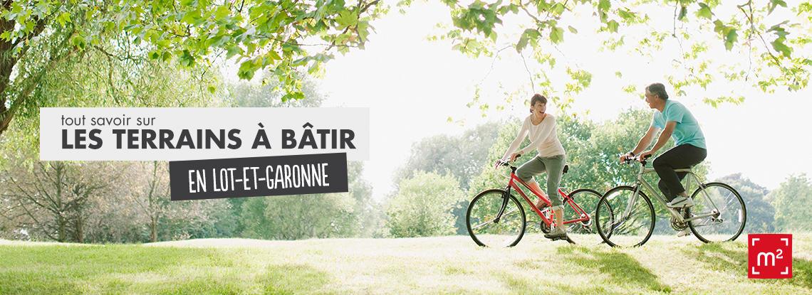 Les terrains à bâtir en Lot-et-Garonne - Faire construire, constructeur Mètre Carré