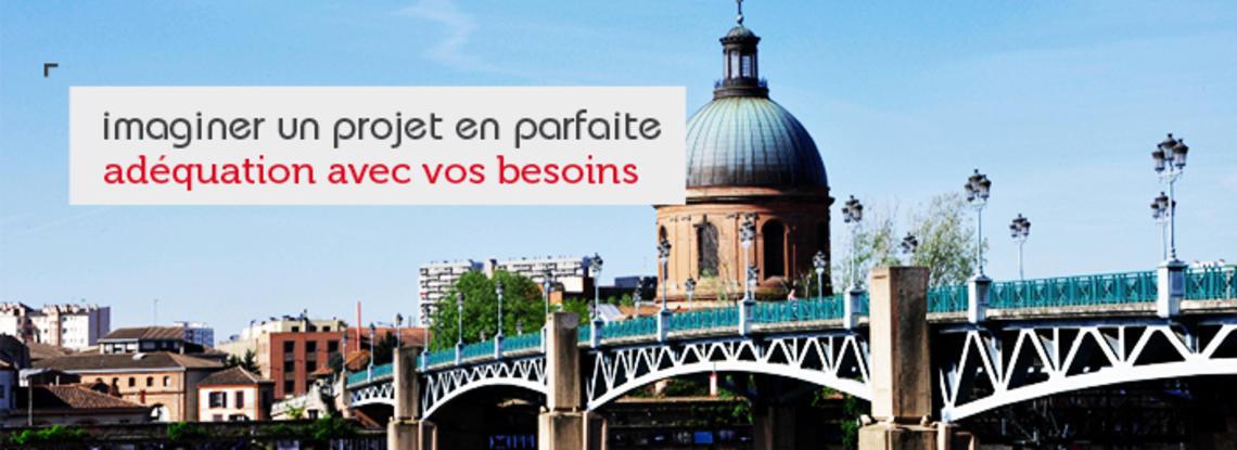 Ouverture de l'agence Mètre Carré à Toulouse Blagnac - Constructeur de maisons individuelles