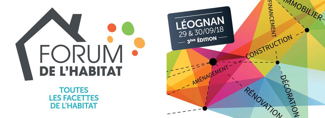 Forum de l'habitat Léognan Constructeur Mètre Carré