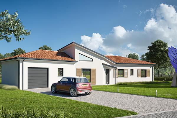 Projet de construction d'une maison familiale de 150m2 Bordeaux