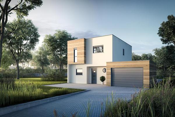 Faire construire une maison contemporaine - Maisons Mètre Carré Agen Bordeaux et Toulouse
