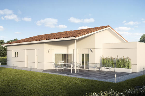 Plan de maison neuve à construire : Constructeur de maisons individuelles Agen Bordeaux Toulouse