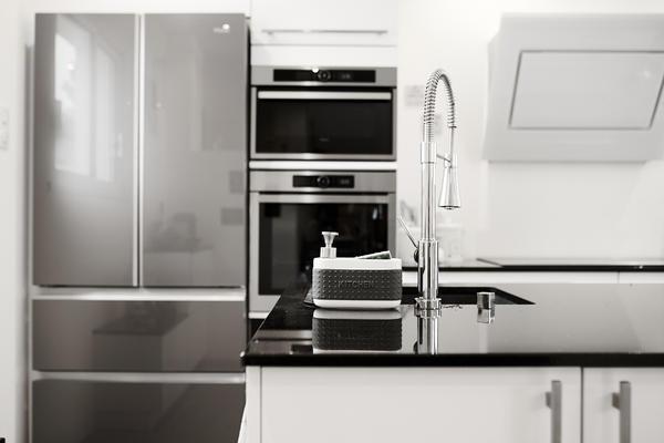 Cuisine équipée maison neuve Mètre Carré - projet de construction à Martignas sur Jalles