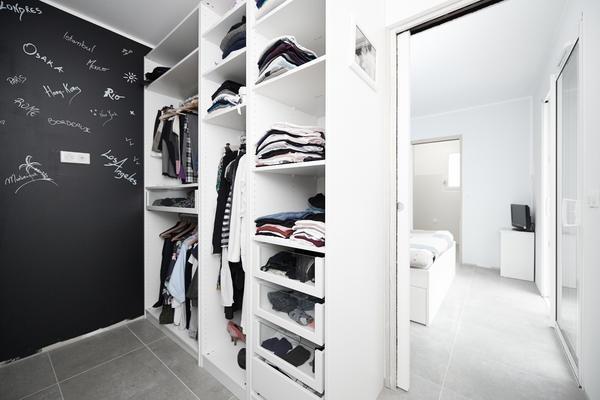 Dressing suite parentale - Constructeur de maisons Mètre Carré