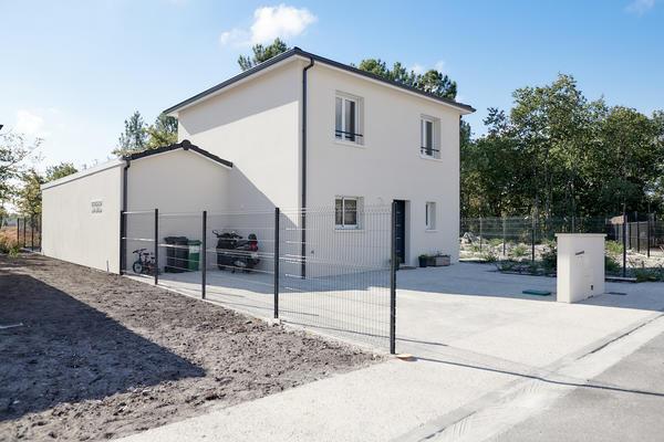 Maison Mètre Carré à étage à Martignas-sur-Jalles - Constructeur de maisons Bordeaux