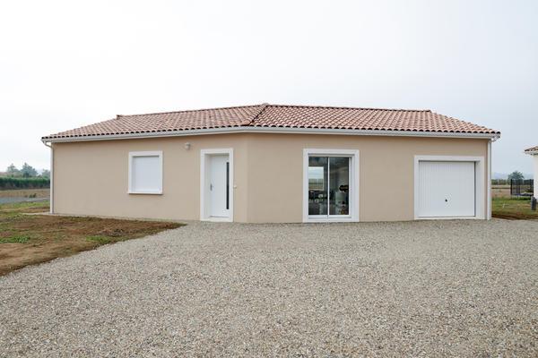 Construction d'une maison en V - projet Mètre Carré Agen Bordeaux et Toulouse