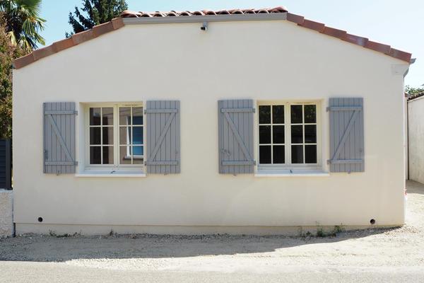 Construction d'une maison de ville à Layrac - Constructeur Mètre Carré