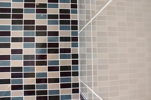 Faïence de la douche italienne - Constructeur Agen