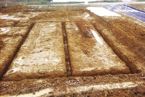 Les fondations de la construction - Bon Encontre Lot-et-Garonne - Constructeur Mètre Carré