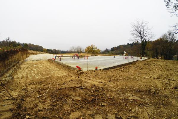 Fondations & plancher - Construction d'une maison RT2012