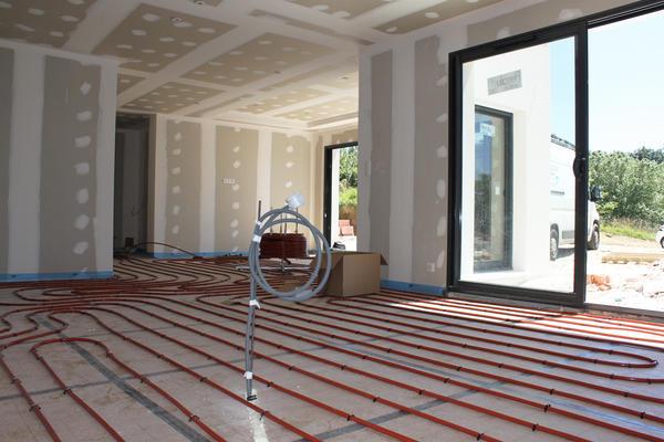 Maison RT2012 contemporaine Mètre Carré