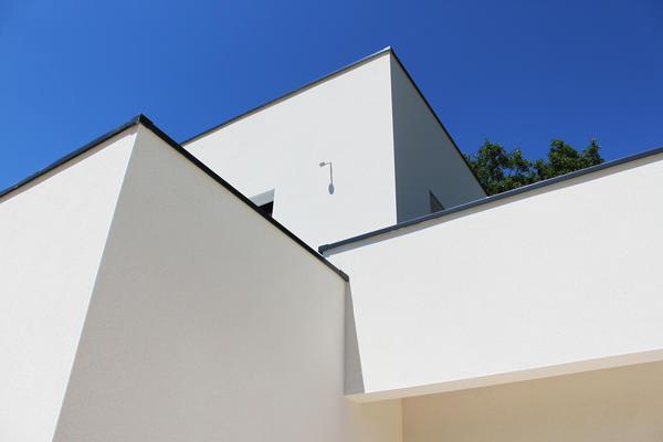 Jeux de volumes - Architecture toiture plate