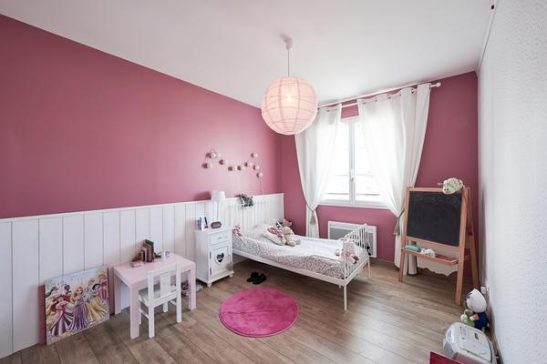 Chambre d'enfants - constructeur de maisons Mètre Carré