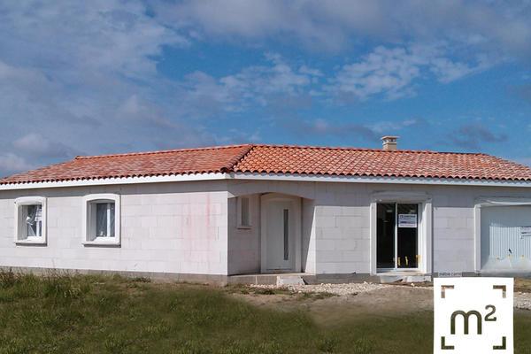 Travaux de finitions : construction d'une maison à proximité d'Agen