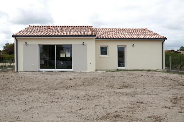 Maison 3 chambres - projet de construction Mètre Carré à Cussac Fort Médoc