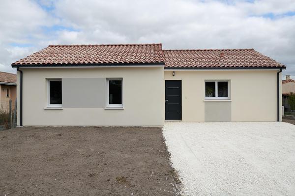 Maison contemporaine à Cussac Fort Médoc projet de construction Mètre Carré Bordeaux Constructeur