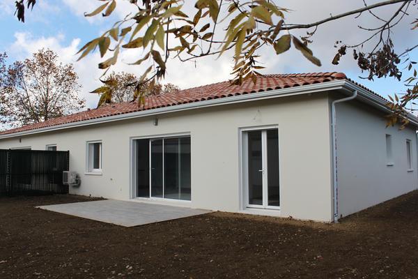 Projet de construction de maisons mitoyennes à Golfech - Mètre Carré Agen Bordeaux Toulouse