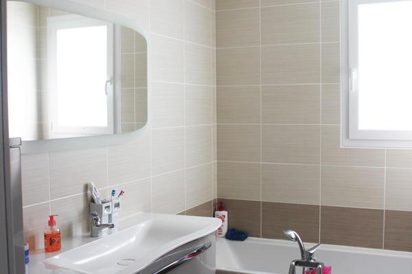 Salle de bain équipée - Constructeur Mètre Carré