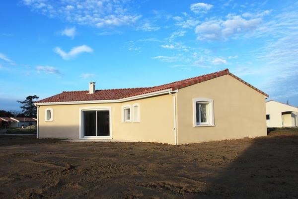 Constructeur de maisons Agen : l'avancement du chantier de construction de Brax