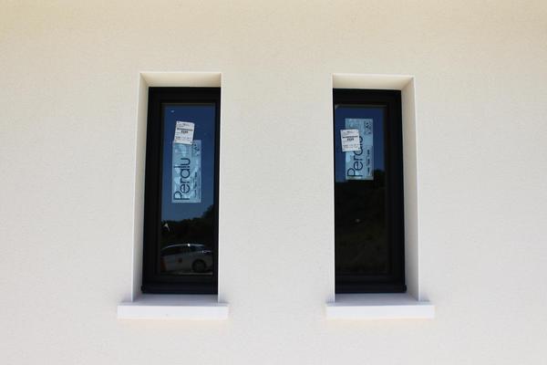 Menuiseries symétriques - Maison Mètre Carré