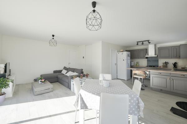 Constructeur de maisons Agen Bordeaux Toulouse - Maison avec pièce de vie ouverte