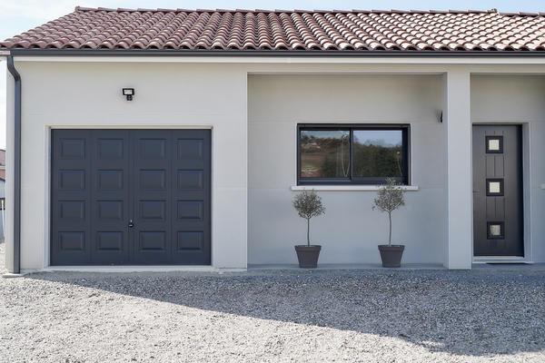 Projet de construction porche rentrant - Constructeur Agen Bordeaux Toulouse