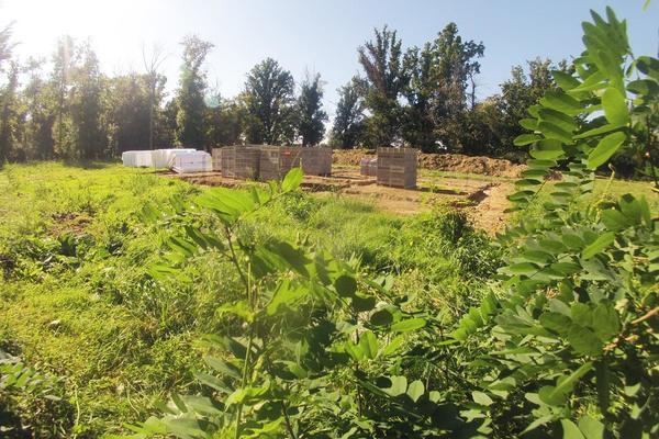 Terrassement et fondations - Projet de construction de maisons Mètre Carré